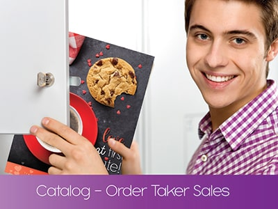 Catalog - Order Taker Sales